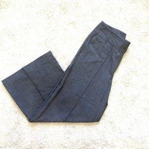 Spiegel Ultra Wide Leg Pants size 10 with Pockets